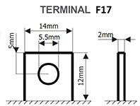 AGM Deep Cycle - Terminal