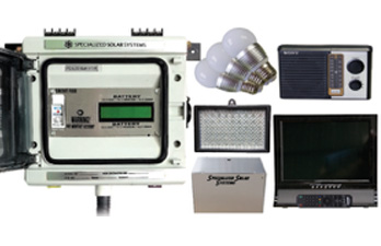 DC Microgrids (Small DC Solar Home Kits)